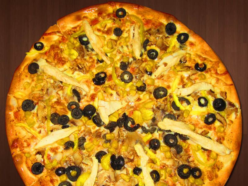 26. Pizza Fitness