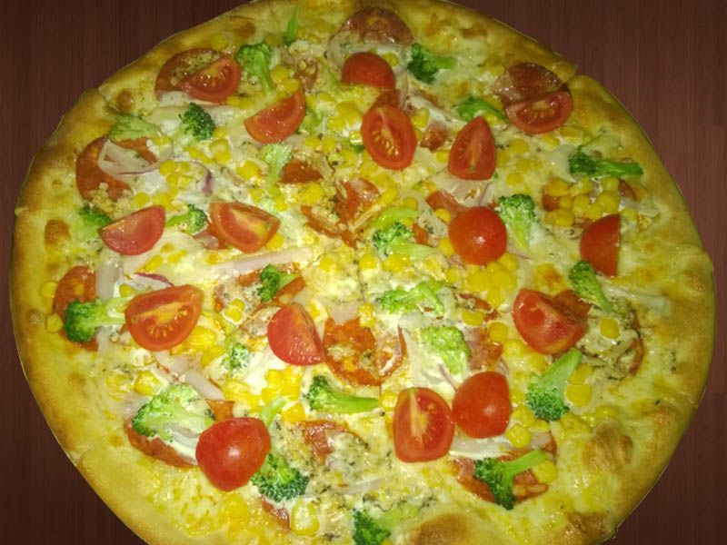 18. Pizza Bonapizza