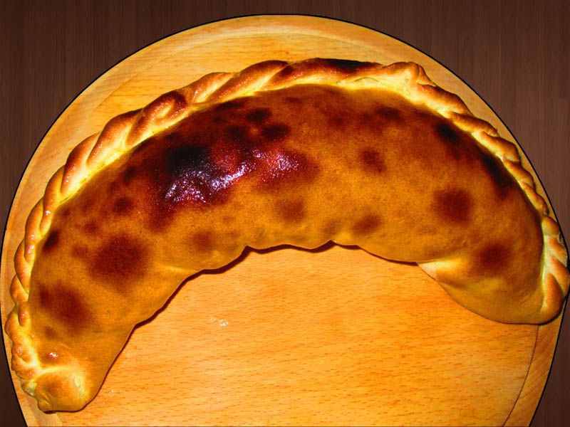 16. Pizza Calzone