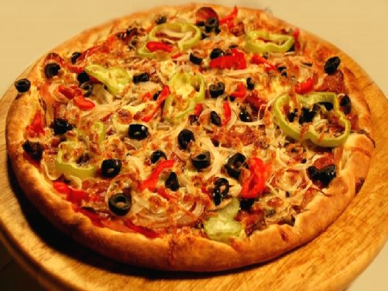 21. Pizza Taraneasca